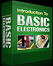 Introduction To Basic Electronics Hands-on Mini Course product box