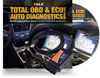 Total Obd & Ecu Auto Diagnostics Software (toad) & Elm327 Scan Tool product box